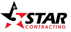 5 Star Contracting NJ Logo